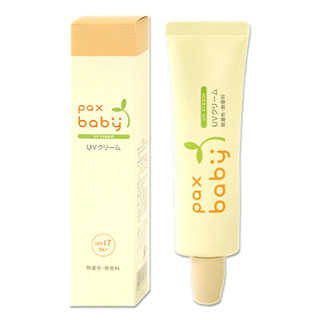Pax baby UV cream sunscreen cream 30 g paxbaby Pax Sun oil *.