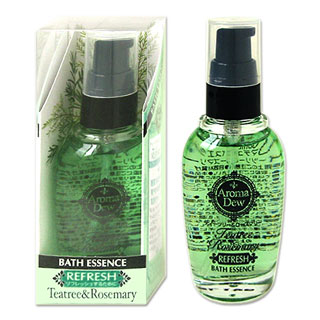 Clover Corporation buses sense teatree & Rosemary fragrance 30 ml AromaDew *