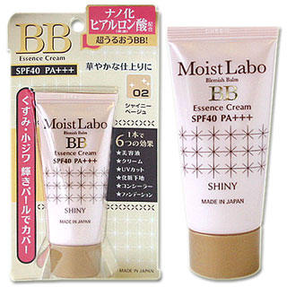 モイストラボ BB cream shiny beige 33 g BB MoistLabo *