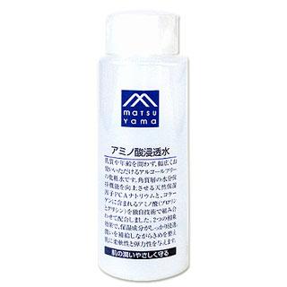 松山油脂 アミノ酸浸透水 180ml M-mark matsuyama