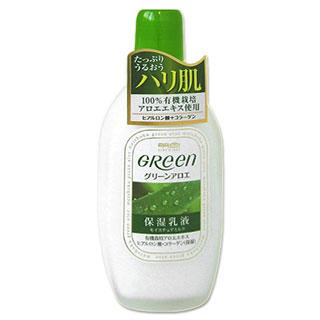 明色グリーン モイスチュアミルク(保湿乳液) 170ml GReen