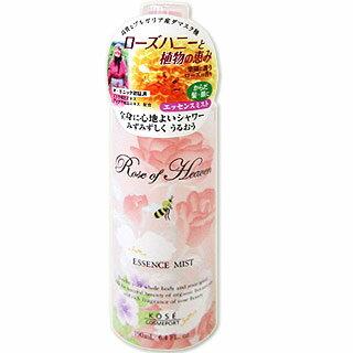 RoseofHeaven KOSE COSMEPORT * ローズオブヘブン エッセンスミスト: body lotion: 190 ml