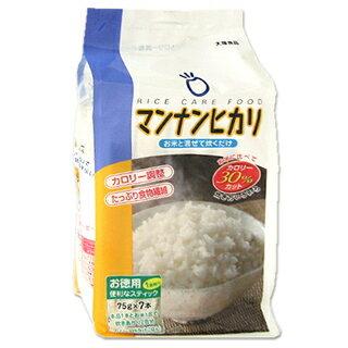 大塚食品 マンナンヒカリ スティックタイプ 75g×7本入 Otsuka