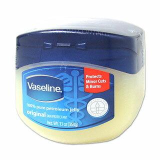 Vaseline ヴァセリン ペトロリューム ジェリー (保湿クリーム) 368g *