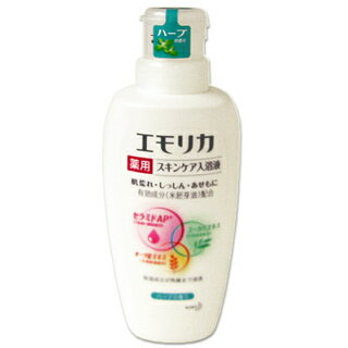 450 ml of fragrance * of the エモリカ medical use bathing liquid herb