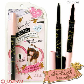 How cum when Anmiel KOSE ープロデュース Kose アンミエル eyeliner BK01 (fairy black) *