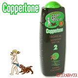 コパトーン トロピカル サンドフリー ハワイ 日やけ用オイル SPF2 120ml Coppertone *