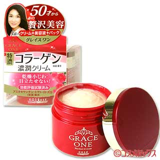コーセーコスメ port グレイスワン Tono Jun cream 100 g GRACE ONE KOSECOSMEPORT *