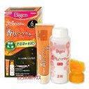 【価格据え置き】5 還元 ビゲン 香りのヘアカラー 乳液 白髪用早染めタイプ 6 ダークブラウン hoyu Bigen