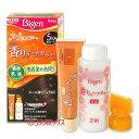 【価格据え置き】5 還元 ビゲン 香りのヘアカラー 乳液 白髪用早染めタイプ 5NA 深いナチュラリーブラウン hoyu Bigen