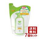 送料無料 牛乳石鹸 無添加シャンプー しっとり つめかえ用 380ml×7個セット カウブランド(COW)