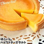 ベイクドチーズタルトケーキ 1個入り クリームチーズ カマンベールチーズ フードスタッフ
