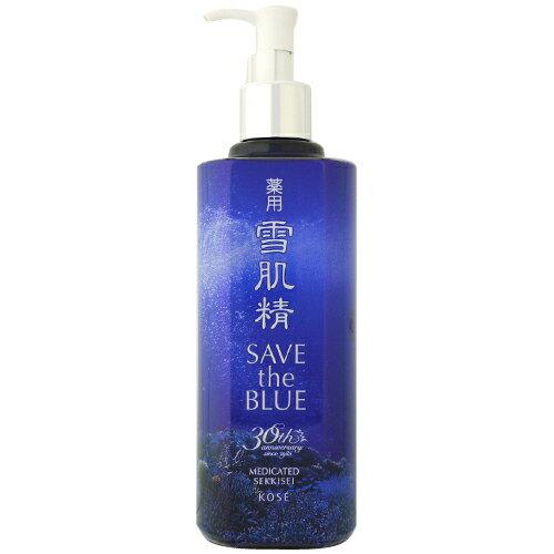 【宅配便限定】コーセー 薬用 雪肌精(SAVE the BLUE ボトル) 500mL 【限定】【KOSE 雪肌精 化粧水 雪肌精 kose 雪肌精 コーセー 雪肌精 美肌 雪肌精】
