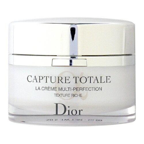 最大ポイント41倍!スーパーSALE★クリスチャンディオール Christian Dior カプチュール トータル リッチ クリーム 60mL
