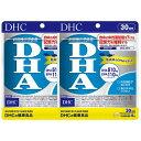 DHC DHA 30日分×2袋(60日分) DHC 健康食品 [5262]郵便送料無料[TN50] サプリメント サプリ 女性 ビタミン 男性 ディーエイチシー 健康食品 中性脂肪 epa 食事で不足 魚 栄養 オメガ3 ビタミンe 青魚 健康サプリ omega3 健康維持 いわし 魚油 栄養補助 さぷり