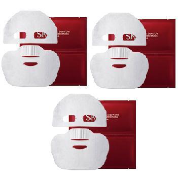 SK-II スキンシグネチャー  3Dリディファイニングマスク  (上用マスク+下用マスク)×3袋 【外箱なし】 【SK2_エスケーツー】【W_141】