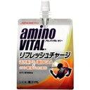 【味の素】アミノバイタルゼリーリフレッシュチャージ 180g【クエン酸】【BCAA配合】