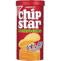 【NABISCO】【chip star】【ヤマザキナビスコ】チップスター うすしお味 Sサイズ 50g【チップスター】【POTETO CHIPS】