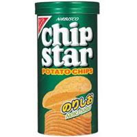【NABISCO】【chip star】【ヤマザキナビスコ】チップスター のりしお Sサイズ 50g【チップスター】【POTETO CHIPS】