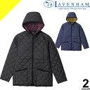 ラベンハム クレイドン レディース キルティング コート ショート丈 ジャケット ブランド 大きいサイズ 撥水 防寒 LAVENHAM CRAYDON