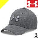 [3,456円→2,399円] アンダーアーマー UNDER ARMOUR キャップ ランニング ゴルフ メッシュ メンズ 帽子 大きめ 大きいサイズ 1283151