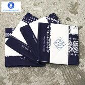 Made in JAPAN【POST OVERALLS】ポストオーバーオールズ1961 POST BANDANA HANKIEポスト バンダナ ハンカチ全4色[ゆうパケット対応]