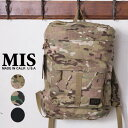 ★30%OFF♪クリアランスSALE☆MADE IN USA【MIS】エムアイエスBACK PACK バックパック全3色