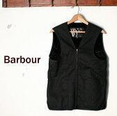 正規販売店【Barbour】バーブァー/バブアーSLIM FIT FUR LINER スリムファーライナー(MLI0035)BLACK ブラックz10x