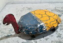 [Recycle Metal Animal] recycling metal animal Turtle (turtle) made in Mexico