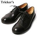 正規品 Made in England【Tricker's】トリッカーズM7195 Cap Toe Country Shoes キャップトゥカントリーシューズブラック