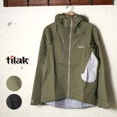 ★更に5%OFF!(クーポン使用時)★40%OFF♪クリアランスSALE☆【tilak】ティラックATTACK Active Jacket アタック アクティブ ジャケット全2色
