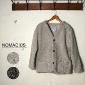 Made in POLAND【NOMADICS】ノマディクスWOOL CARDIGANウールカーディガン全2色