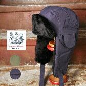 Made In USA【MONITALY】モニタリーBOMBER HAT ボンバーハット全2色