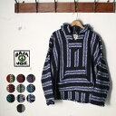 ★70%OFF♪SALE特価!Made in MEXICO【BAJA JOE】バハジョーMexican Parka メキシカンパーカー バハシャツ全10色
