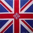 ショッピングバンダナ 【あす楽】☆イギリス国旗☆「綿100%・日本製」【バンダナ通販コットンハウス】