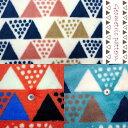 ■ワイド巾■ボア・幾何柄(単位10cm)