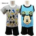 Disney ディズニー ミッキーマウス ミッキー&Friends ベビー服 3点セット 18ヶ月 85cm 出産祝い 【アメリカ買付商品】