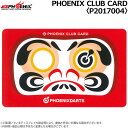 PHOENIX(フェニックス) PHOENIX CLUB CARD(フェニックスクラブカード) P2017004