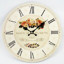 Art Wall-Clock Rose clock [10P23may13] [RCP] [marathon201305_daily]