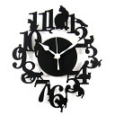 A special price wall clock cat [10P23may13] [RCP] [marathon201305_daily] [marathon 201302_ low challenge 】【% OFF]