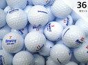 Iクラス ニューイング スーパーマイルド シリーズ ホワイト 36球セット 送料無料 ロゴマーク入り/ロストボール【中古】