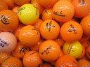 ロストボール Sクラス オレンジボール色々 1球 【中古】 ゴルフ ボール