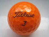 ロストボール Iクラス タイトリスト VELOCITY シリーズ オレンジ 1球 ロゴマーク入り【中古】 ゴルフ ボール