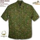 アロハシャツ|カハラ(KAHALA)|kah-8222 パス...