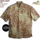 アロハシャツ|カハラ(KAHALA)|kah-p5609 TRIBE|カーディナル|メンズ|コットン・ブロードクロス100%(Cotton Broadcloth100%)|裏地使い(Reverse Print)|ボタンダウン|プルオーバー(被りタイプ)|半袖|アロハタワー(アロハシャツ販売)10P03Sep16
