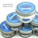 【モーブレイ】 M.MOWBRAY #Shoe Cream シュークリームナチュラル ブラック ネイビー Mブラウン DKブラウン バーガンディー【ネコポス・D...