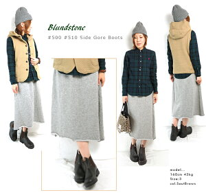 Blundstone/�֥��ɥ��ȡ���/#500/#510/Lady's/SideGoreBoots/�ɿ�/����/�����ɥ����֡���/����̵��/CPOINT/�����ݥ����