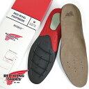 (レッドウィング) RED WING #RED BED・FOOT BED レッドベッド フットベッド インソール 中敷き 厚手 純正 正規品 NO.96319 シューケア メンズ レディース アメリカ製 (革靴/お手入れ用品/ウイング/S〜XL/US5〜13/23〜31cm)