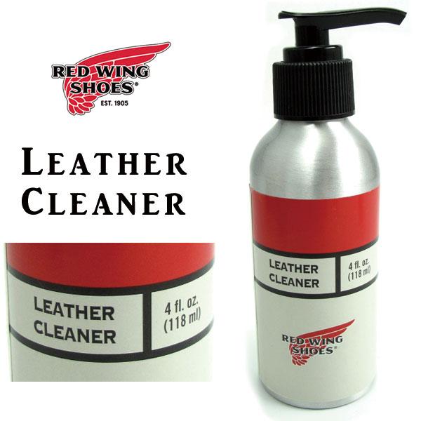 ≪レッドウィング≫ RED WING Shoe Care Goods シューケアグッズ#Leather Cleaner レザークリーナーRedWingShoes 純正 シューズケア 製品【ネコポス・DM便不可】