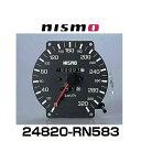 NISMO ニスモ 24820-RN583 コンビネーションメーター スカイラインGT-R BNR32 マイナーチェンジ後用
